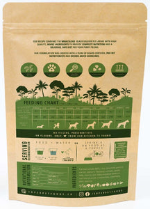 5 lbs - Dehydrated Food - All adult breeds