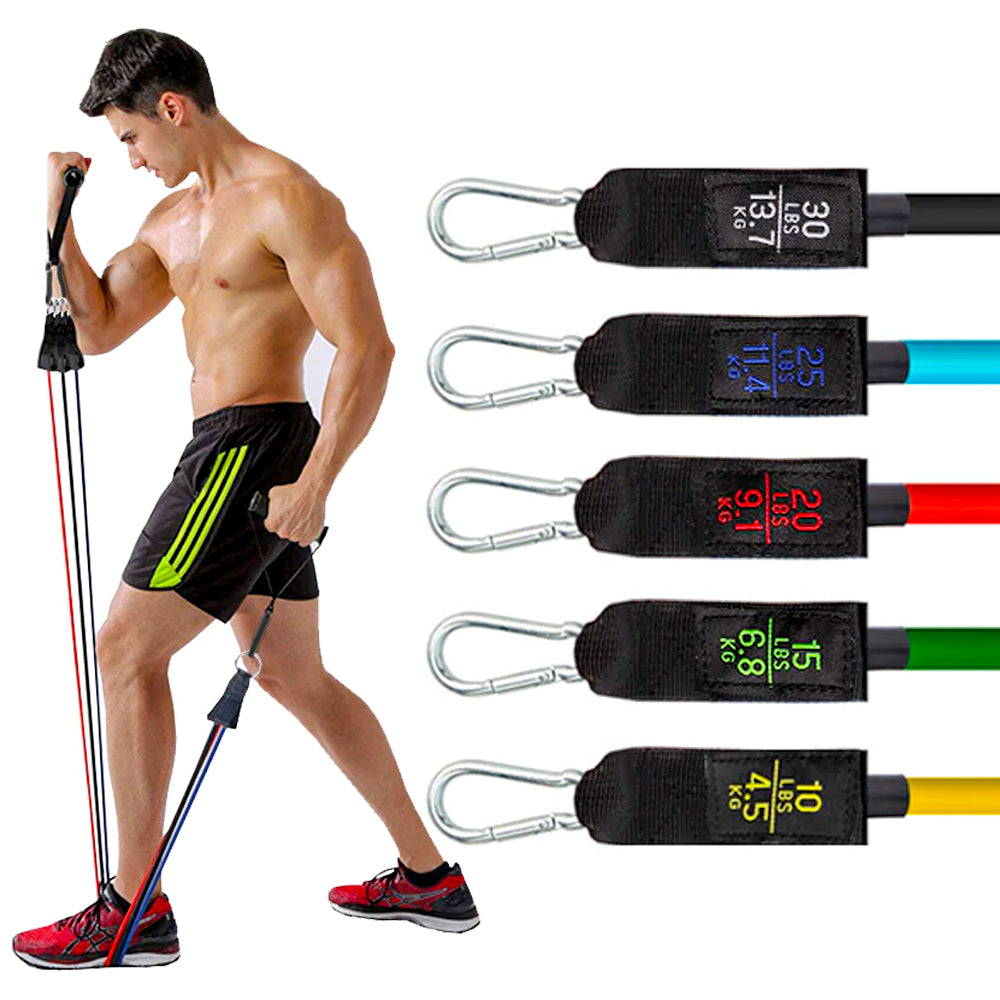 INXFitness™ Max Resistance Bands