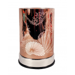 Rose Gold Seashell Lantern