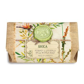 Shea Large Bath Soap Bar