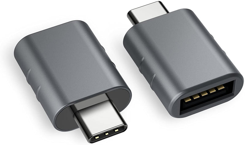 (2 Pack) Syntech USB C to USB Adapter for Macbook USB Dock Monster Monitors