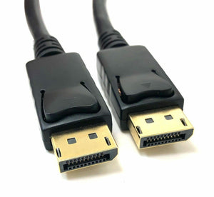 DisplayPort Cables Monster Monitors