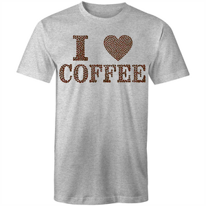 I 🤎 Coffee - Mens Tee