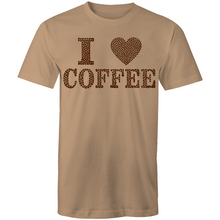 Load image into Gallery viewer, I 🤎 Coffee - Mens Tee