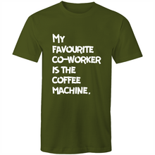 Load image into Gallery viewer, My Favourite Co-Worker - Mens Tee