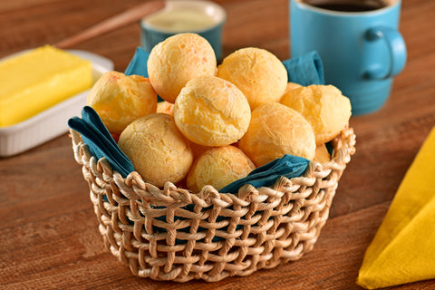 Keto – Buttery Dinner Rolls (Bread Mixx)