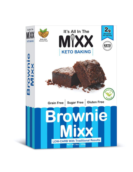 Brownie Mixx - Low Carb Keto Brownies