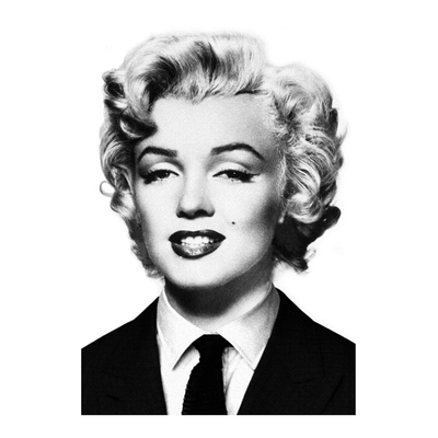 Marilyn Monroe Posters Black and White | Vignettly