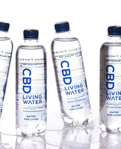 CBD ALKALINE WATER (Case of 24 Bottles)