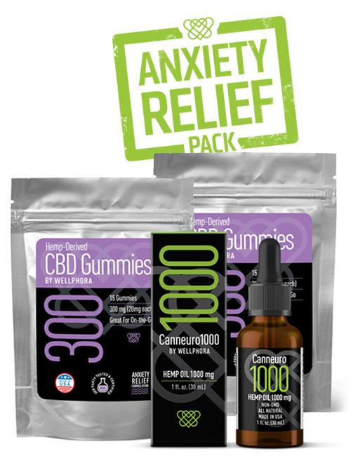Anxiety Relief Pack