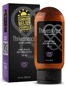 Thrivessence Body Moisturizer(4 oz. Bottle)