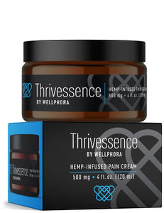Thrivessence Pain Cream, 4 oz.