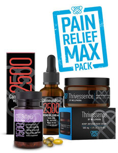 Pain Relief Max Pack
