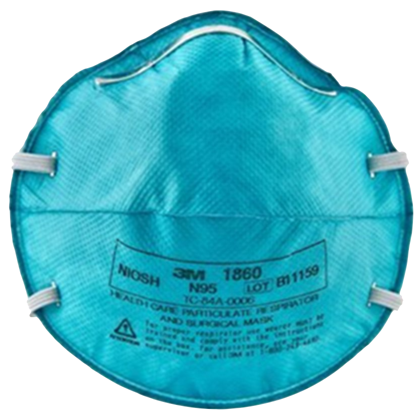 1860 N95 Surgical Particulate Respirator