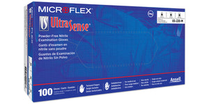 Microflex UltraSense Nitrile Exam Gloves