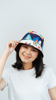 Happy Family Bucket Hat - Lucky Cla