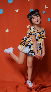Billa Kids Sabrina Top - LuckyCla
