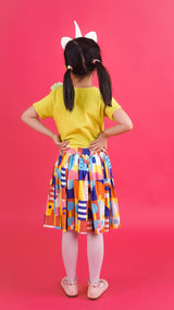 Hometown Kids Skirt - Lucky Cla