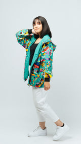 Pasar Malam Jacket Water Repellent - LuckyCla
