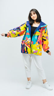 Diversity Jacket Water Repellent - LuckyCla