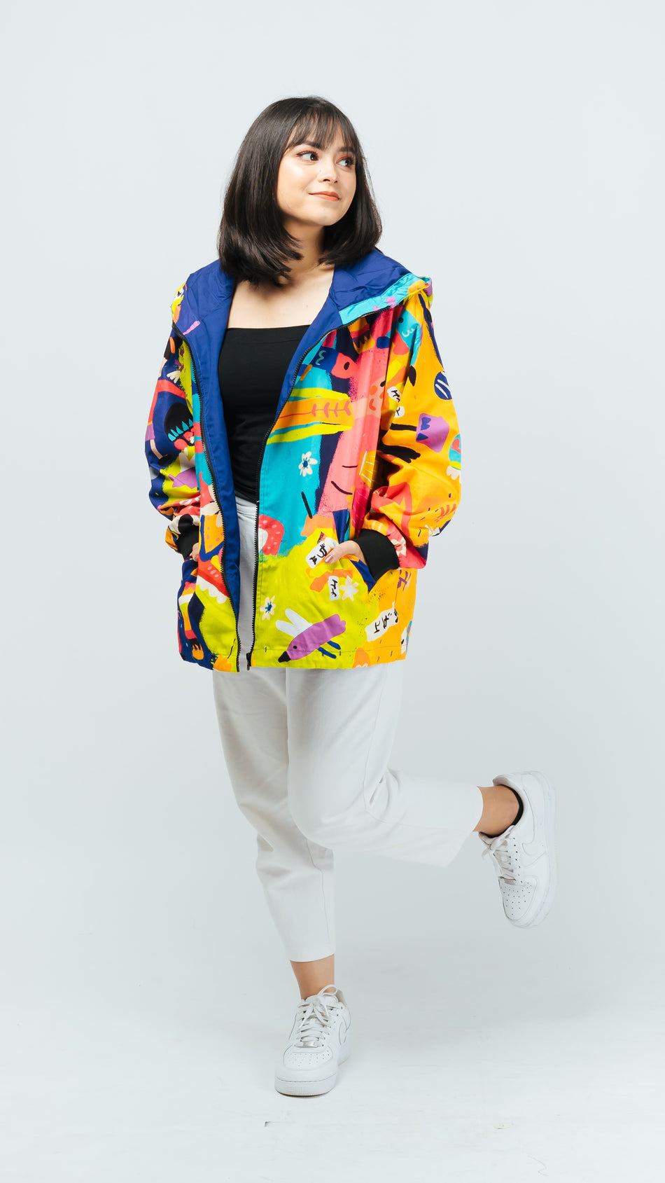 Diversity Jacket Water Repellent - Lucky Cla