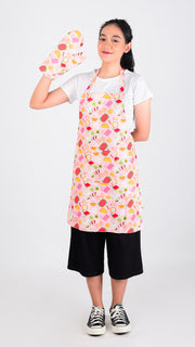 Traditional Snack Set Apron - Lucky Cla