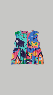 Animal Kids Summer Top - Lucky Cla