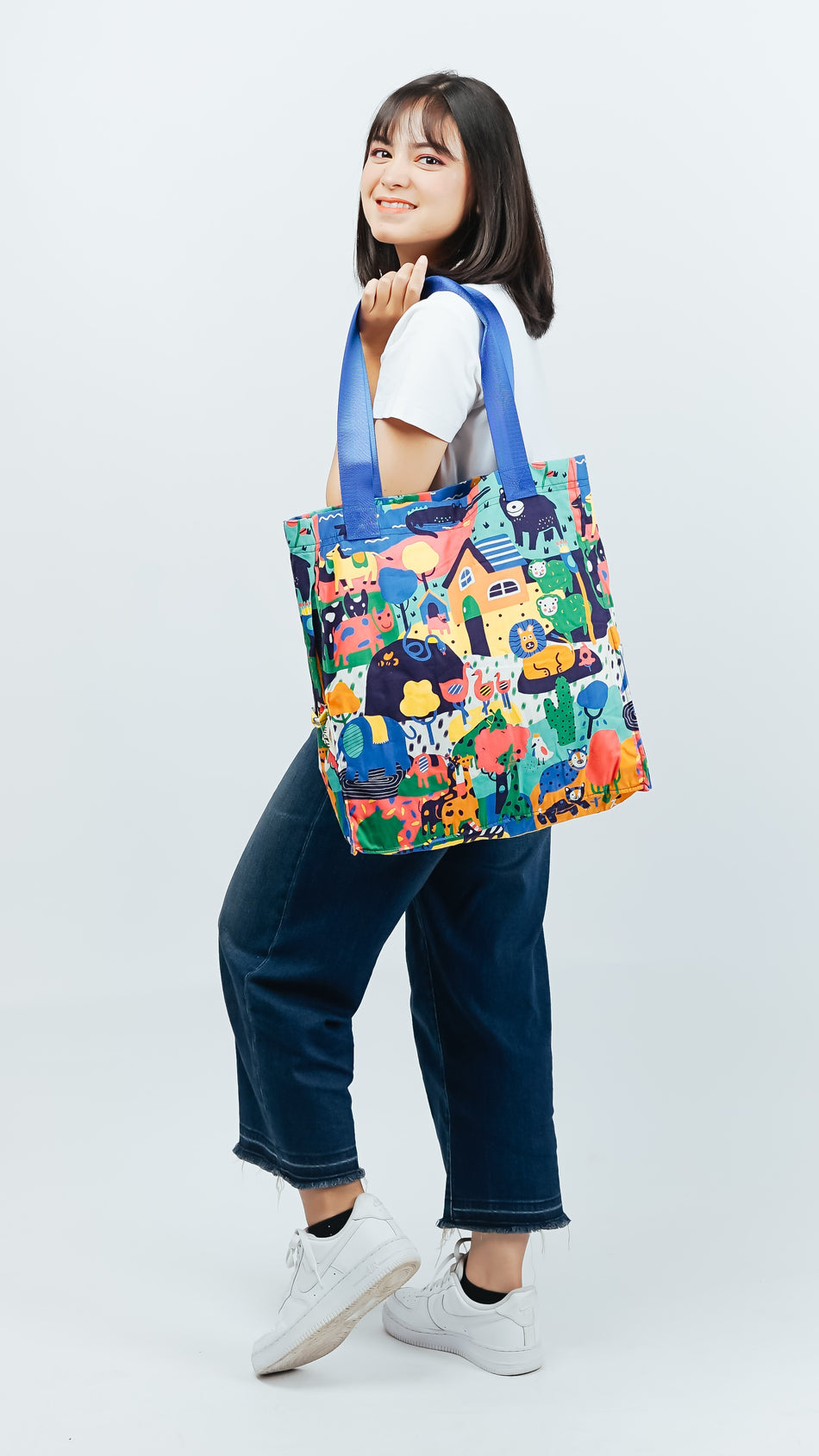 Animal Tote Bag