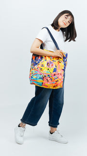 Diversity Tote Bag - Lucky Cla