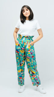 Pasar Malam Trousers - LuckyCla
