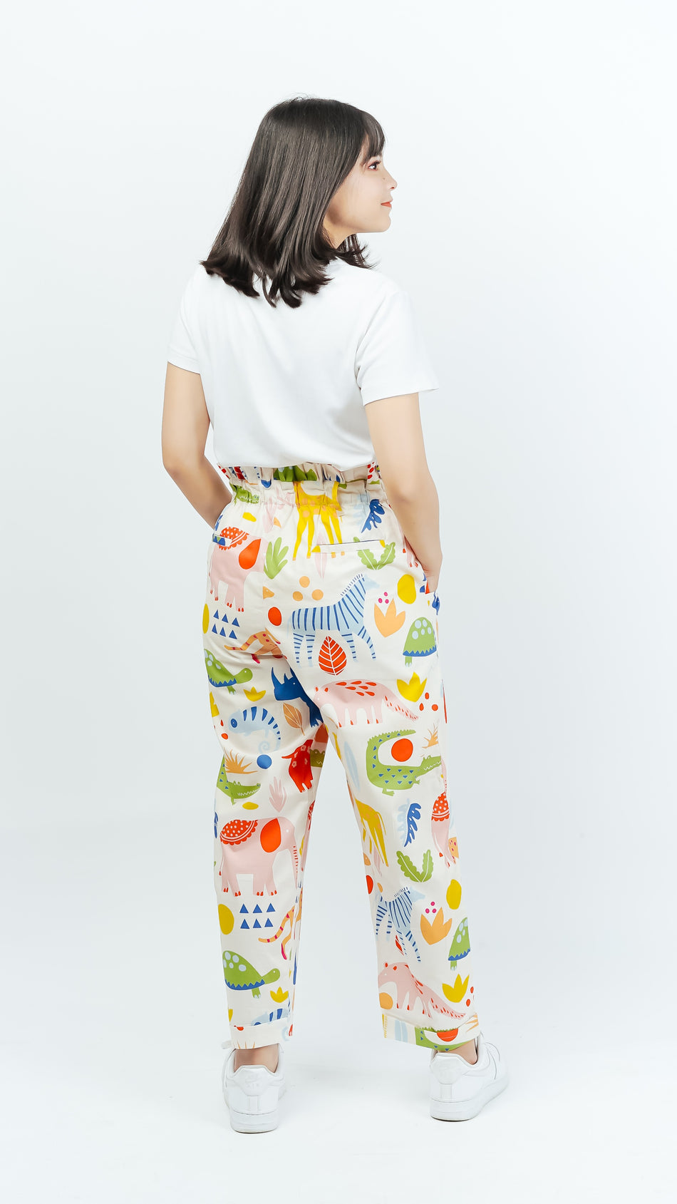 When in The Zoo Trousers - LuckyCla