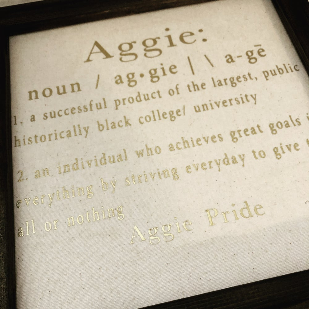 Aggie Meaning Home Decor
