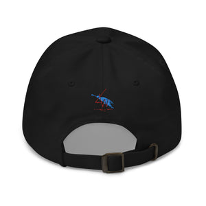 EDUCATED BLACK DESIGNER HAT