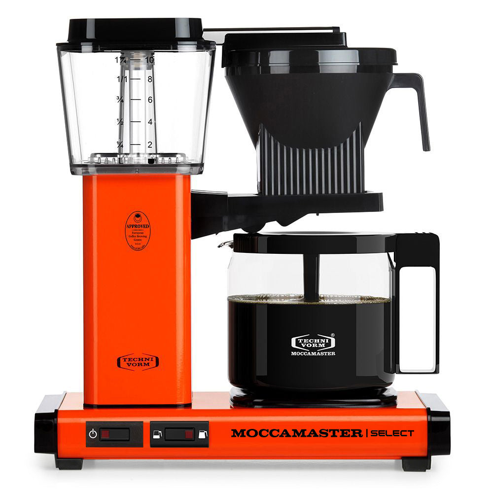Moccamaster Select Orange