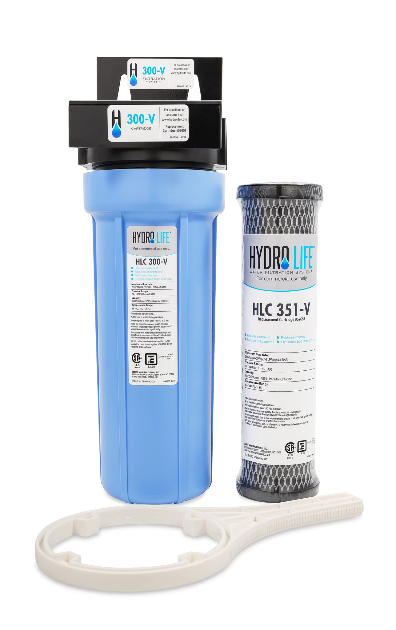Hydro Life Commercial 300-V Kit