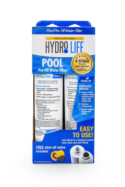 Hydro Life Pool & Spa - Pool Filter Pool Filter 2 / Pack