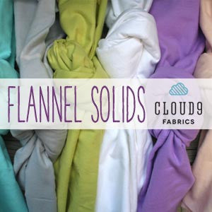 Flannel Solids