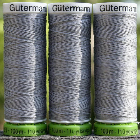 Recycled Polyester Thread 25-038 Mist Grey