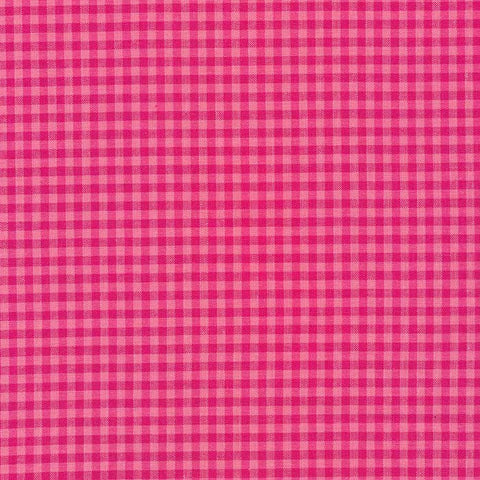Checks Please - Bubblegum/Fuschia