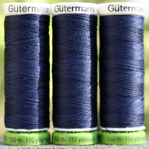 Recycled Polyester Thread 22-310 Navy