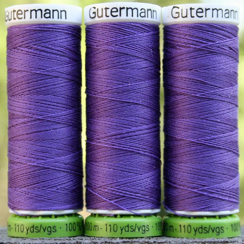 Recycled Polyester Thread 17-392 Hydrangea