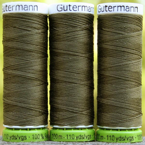 Recycled Polyester Thread 31-676 Medium Roast