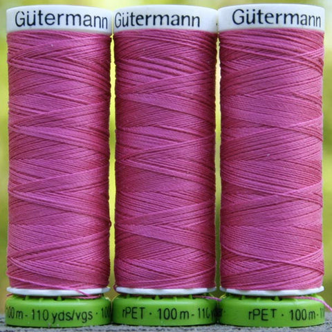 Recycled Polyester Thread 17-733 Dusty Rose