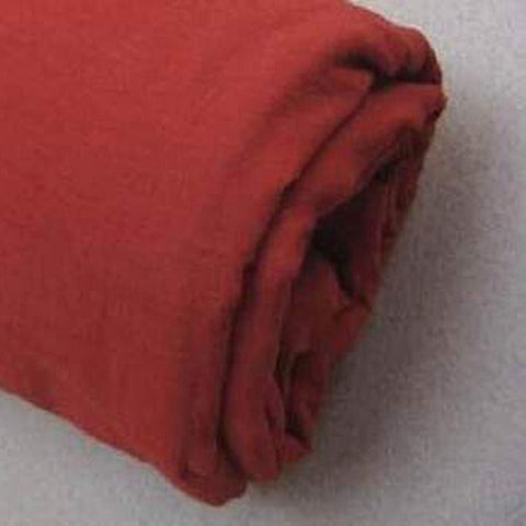 Naturally Dyed Voile | Madder Red