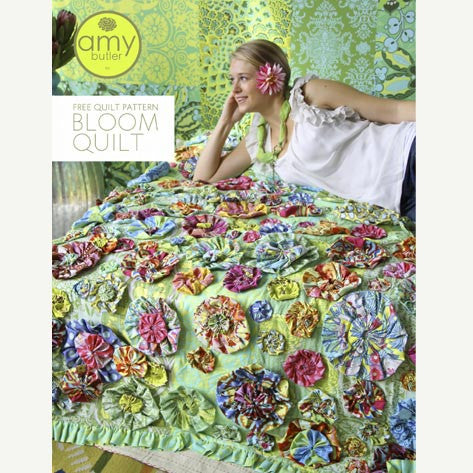Bloom Quilt - Free Pattern