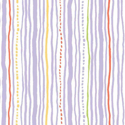 Safari Sweet II - Stripes | Purple