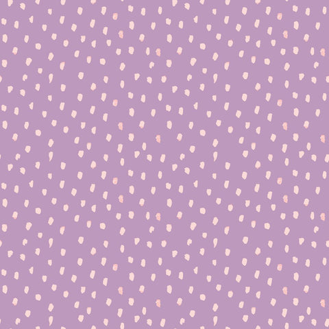 Magical Creatures | Dots, Purple