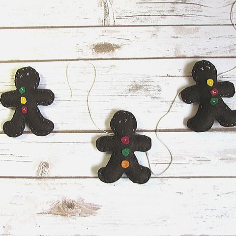 Kit | Gingerbread Garland