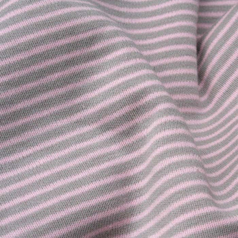 Cloud9 Knits - Stripe Pink | HoneyBeGood