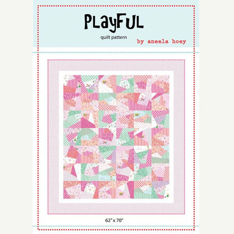 Playful Quilt Pattern